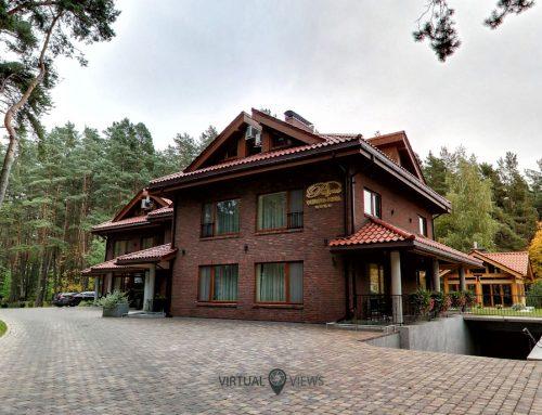 Hotel Pušynė
