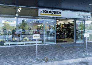 Google Street View Karcher Klaipeda