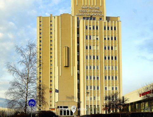 Taprtautinė Teisės ir Verslo Aukštoji Mokykla