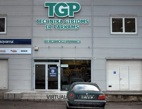 TGP Dirbtuvės