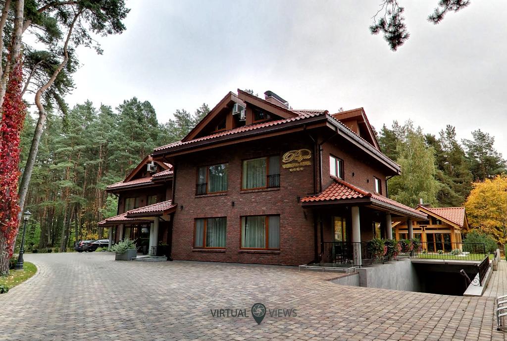 Virtualus Turas Hotel Pušynė
