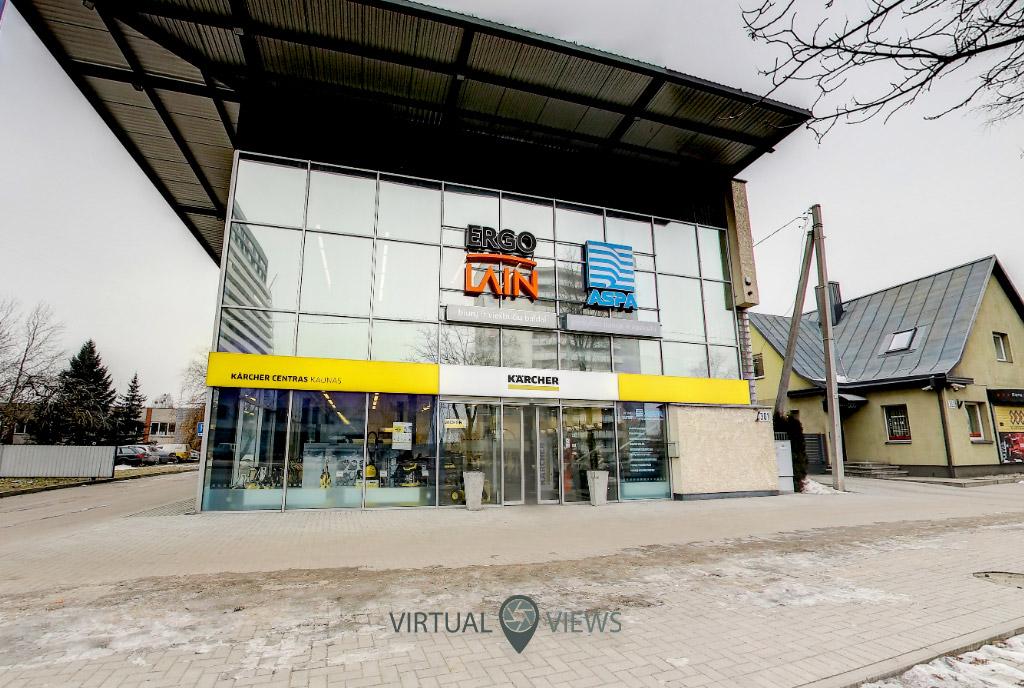Google Street View Karcher Kaunas