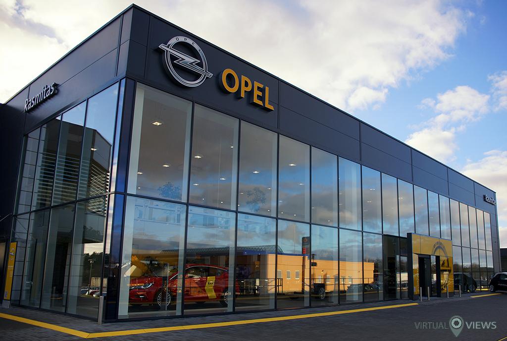 Virtualus Turas Rasmitas Opel Lietuva
