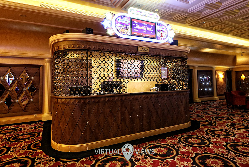 Google Street View service in Casino