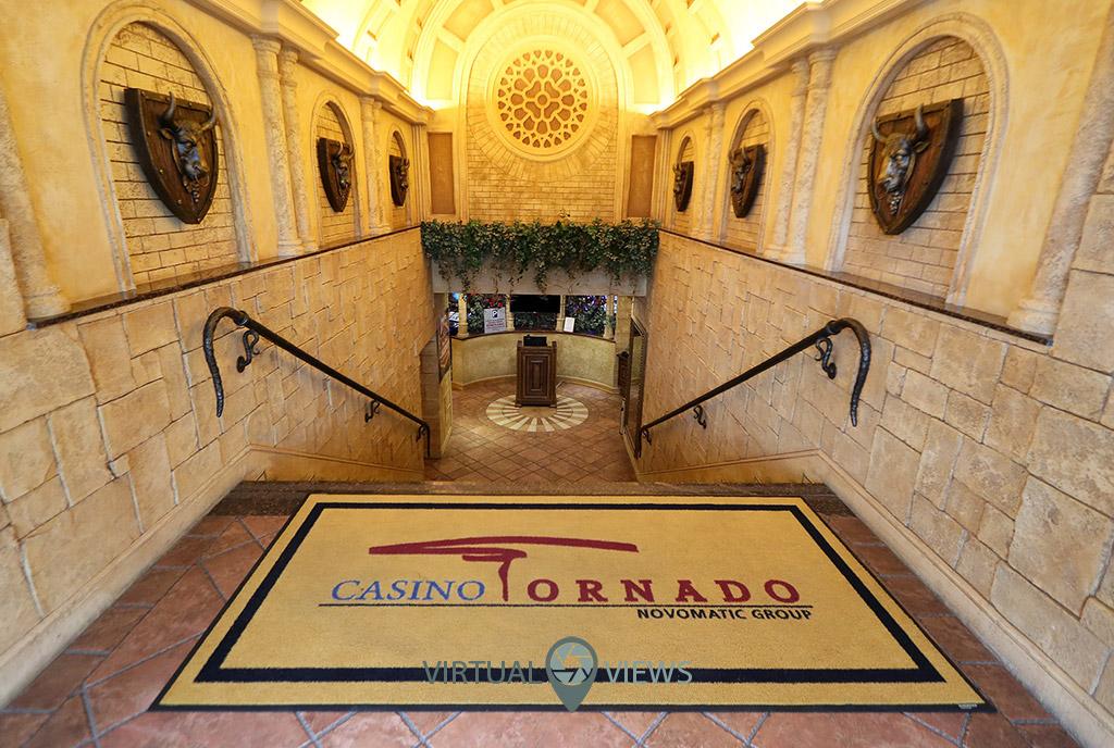 Virtual Tour in Casino
