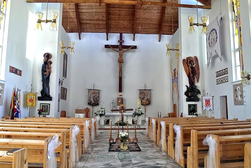 Senosios Varėnos Šv. Mykolo Arkangelo Bažnyčia