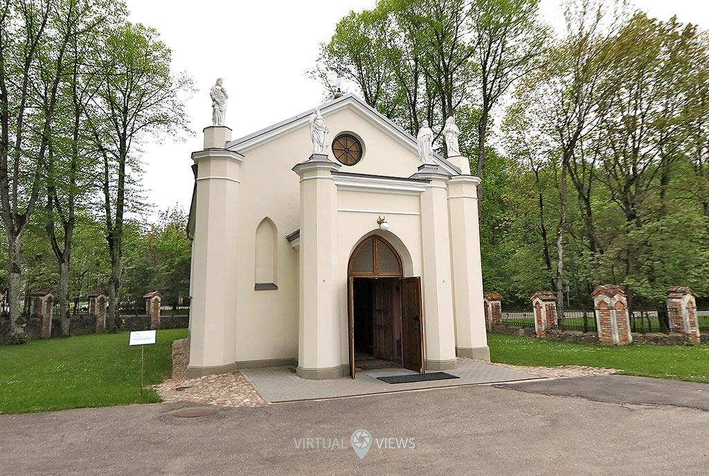 Chapel Virtual Tour