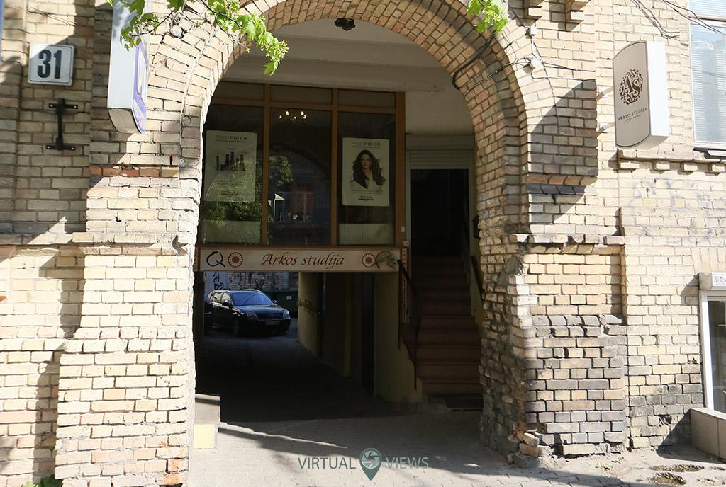 Street View Arkos Studija