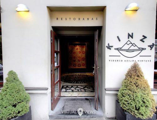 Kinza – Google Street View restorane