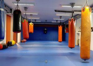 Google Street View sporto Klube